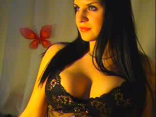 Busty Brunette Allana111